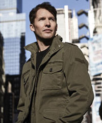 James Blunt presenta live in Italia il nuovo album