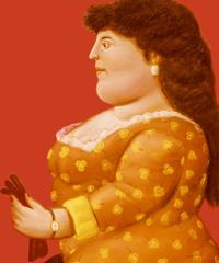 50 opere di Botero in mostra per la prima volta a Bologna