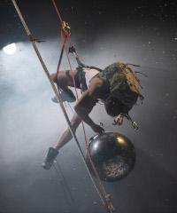 Torna il circo contemporaneo dal vivo a Venaria