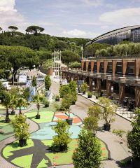 Biodivercity: installazione di 1000mq nei pressi del Parco della Musica