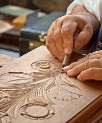 Festa del legno a Brossasco