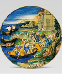 """Mostra """"L'età del Rinascimento. Lo splendore della maiolica"""""""