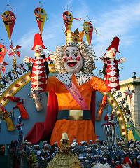 Perugia festeggia il Carnevale
