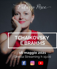 Tchaikovsky e Brahms da Palazzo Pesce