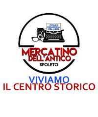 Mercatino dell'Antico a Spoleto
