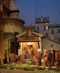 La storica Mostra dei Presepi di Parma