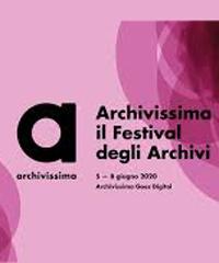 Archivissima il festival degli archivi sui social