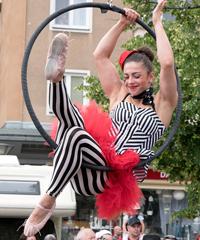 Abano Street Circus Show 2019