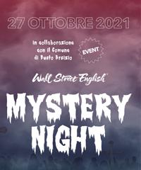 Mystery Night, una festa per Halloween