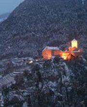 Avvento a Castel Tirolo, un momento magico