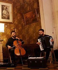 Redi Hasa e Rocco Nigro in concerto a Brescia