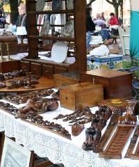 A Costa di Mezzate torna l'antiquario in cascina