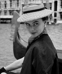 Dior a Venezia nell'archivio Cameraphoto
