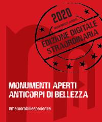 Monumenti aperti: edizione digitale straordinaria