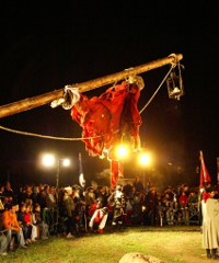 La Notte de Aloisa, una maledetta serata da Pirati