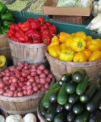 Mercatino dei produttori agricoli
