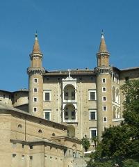 Visita virtualmente il Palazzo Ducale di Urbino