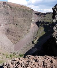 Ingresso gratuito al Cratere del Vesuvio