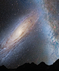 """Conferenza online: """"L'altra faccia dell'universo. I segreti della materia e dell'energia oscura"""""""