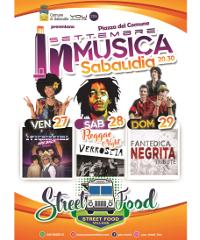 Settembre in Musica a Sabaudia: tre giorni di musica live