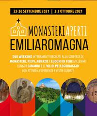 Monasteri Aperti, alla scoperta dell'Emilia Romagna più introspettiva