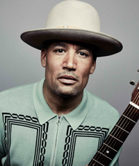 Ben Harper & The innocent Criminals in concerto