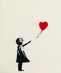 Le opere di Banksy in mostra al Castello Aragonese di Otranto
