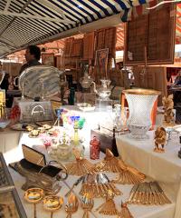 Mercatino dell'antiquariato a Casale Monferrato