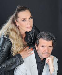 Barbara De Rossi e Francesco Branchetti in