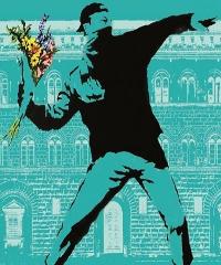 Ad Osimo la mostra del writer inglese Banksy