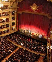 Visita virtuale al Teatro alla Scala