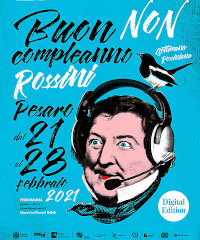"""""""Auguri Rossini"""": concerto lirico-sinfonico in streaming"""