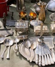 La Piazzolla, mercatino antiquario a Santeramo in Colle