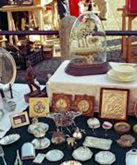 Mercatino dell'antiquariato di Lucca