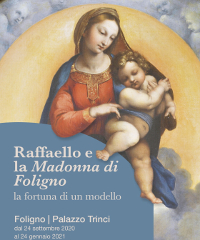 """Rinviata a data da destinarsi la mostra """"Raffaello e la Madonna di Foligno"""""""