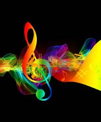 Improvvisazioni musicali e proiezione di