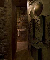 Digital tour alla scoperta del labirinto di Arnaldo Pomodoro