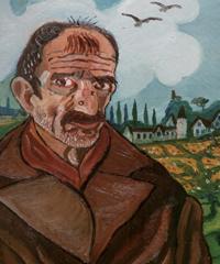 I capolavori di Antonio Ligabue in mostra a Gualtieri
