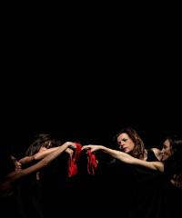 Carmagnola e Rosso Indelebile: l'Arte contro la violenza di genere e domestica