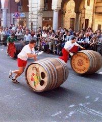 Corsa delle Botti e Monferrato in tavola