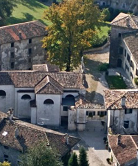 SOSPESO - Fiori Acque e Castelli in Primavera: a Strassoldo aprono gli antichi castelli