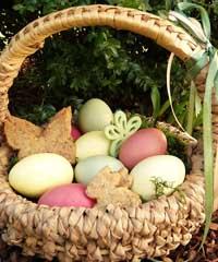 Preisguffen, la gara delle uova