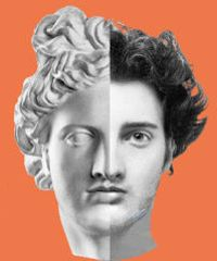 Studio su Caligola con Vinicio Marchioni