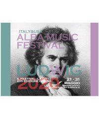 Italy&USA – Alba Music Festival online dal 21 al 31 maggio