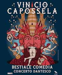 Vinicio Capossela celebra Dante Alighieri