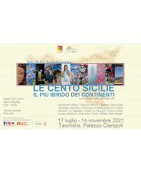 """""""Le Cento Sicilie"""", collettiva intergenerazionale di dodici artisti contemporanei"""