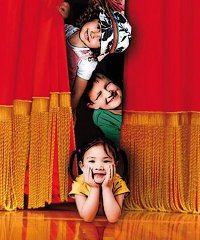A teatro in famiglia con
