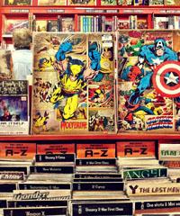 ANNULATO Mostra Mercato del disco, del fumetto e dei giocattoli d'epoca