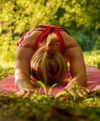 Sere FAI d'Estate 2020: Yoga al tramonto nel Parco di Villa Gregoriana