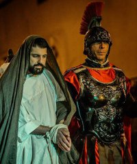 La Via Crucis di Torchiara